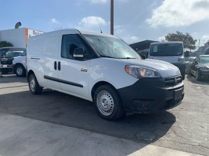 2018 RAM ProMaster City Cargo Photo
