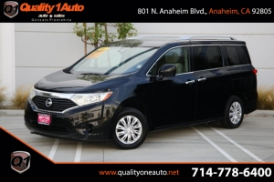 2012 Nissan Quest Photo