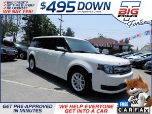 2014 Ford Flex Photo