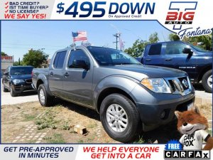 2017 Nissan Frontier Photo