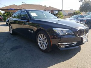 2014 BMW 7 Series Photo