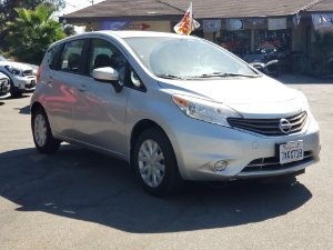 2015 Nissan Versa Note Photo