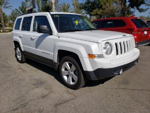 2017 Jeep Patriot Photo