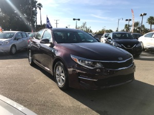 2018 Kia Optima Photo