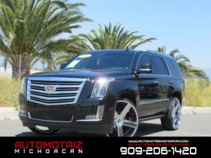 2016 Cadillac Escalade Photo
