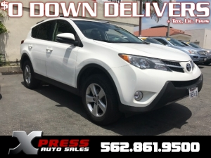 2014 Toyota RAV4 Photo