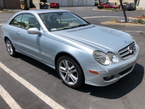 2008 Mercedes-Benz CLK Photo