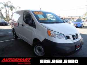 2015 Nissan NV200 Photo