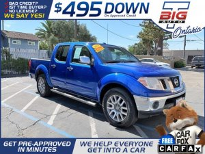 2013 Nissan Frontier Photo
