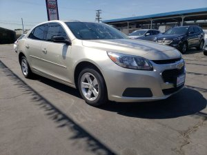 2016 Chevrolet Malibu Limited Photo