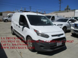 2014 Ford Transit Connect Cargo Photo