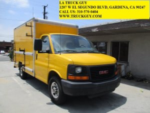 2008 GMC Savana Photo