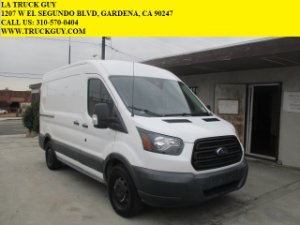2015 Ford Transit Cargo Photo