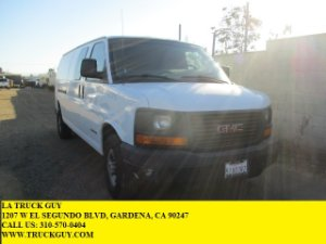 2006 GMC Savana Cargo Photo