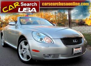 2004 Lexus SC 430 Photo