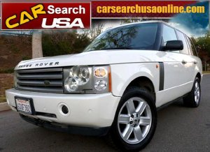 2003 Land Rover Range Rover Photo