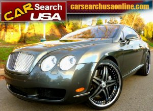 2005 Bentley Continental Photo