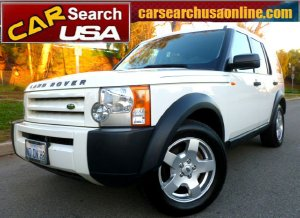 2006 Land Rover LR3 Photo
