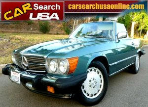 1988 Mercedes-Benz 560 Series Photo