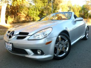 2005 Mercedes-Benz SLK-Class Photo