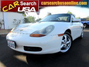 2000 Porsche Boxster Photo