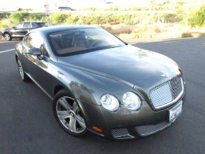 2008 Bentley Continental Photo