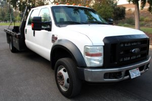 2008 Ford F-450 Super Duty Photo
